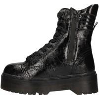 Pantofi Femei Cizme casual Gold&gold GA116 BLACK