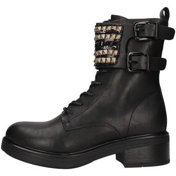Pantofi Femei Ghete Gold&gold GA77 BLACK