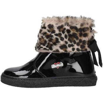 Pantofi Fete Ghete Balducci CSPO3653 BLACK