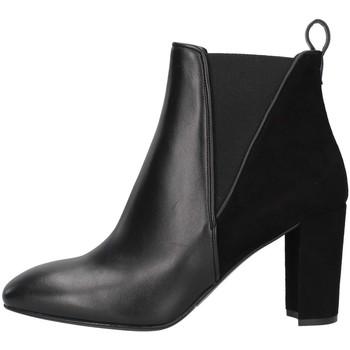 Pantofi Femei Botine Albano 1055 BLACK