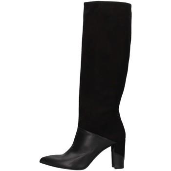 Pantofi Femei Cizme casual Albano 1116 BLACK