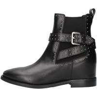 Pantofi Femei Botine Albano 1222 BLACK