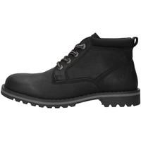 Pantofi Bărbați Ghete Wrangler WM92150A BLACK
