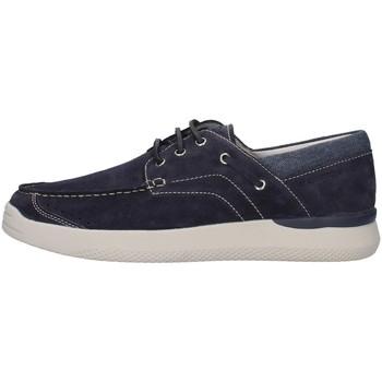 Pantofi Femei Pantofi Derby Stonefly 211081 BLUE
