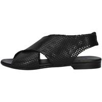 Pantofi Femei Sandale  Zoe DAFFY064 BLACK