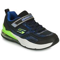 Pantofi Copii Pantofi sport Casual Skechers SKECH-AIR BLAST-TALLIXEEL A Albastru