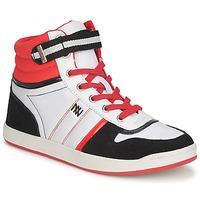 Încăltăminte Femei Pantofi sport stil gheata Dorotennis STREET LACETS Roșu / Alb / Negru
