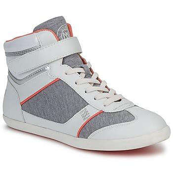 Încăltăminte Femei Pantofi sport stil gheata Dorotennis MONTANTE VELCRO Gri