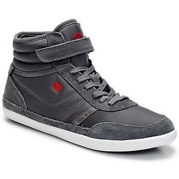 Încăltăminte Femei Pantofi sport stil gheata Dorotennis MONTANTE STREET VELCROS Gri