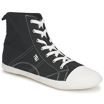 Încăltăminte Femei Pantofi sport stil gheata Dorotennis MONTANTE LACET INSERT Negru
