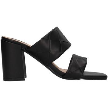 Pantofi Femei Papuci de vară Steve Madden DARE BLACK