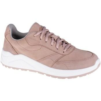 Pantofi Femei Pantofi sport Casual 4F OBDL250 Alb, Roz
