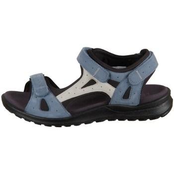 Pantofi Femei Sandale  Legero 06007328600 Negre, Albastre