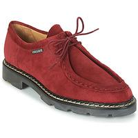 Pantofi Bărbați Pantofi Derby Pellet Macho Roșu
