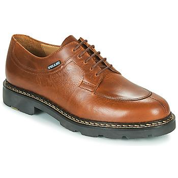 Pantofi Bărbați Pantofi Derby Pellet Montario Maro