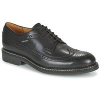 Pantofi Bărbați Pantofi Derby Pellet NORMAN Negru