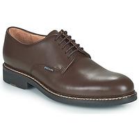 Pantofi Bărbați Pantofi Derby Pellet Nautilus Maro