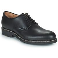 Pantofi Bărbați Pantofi Derby Pellet Nautilus Negru