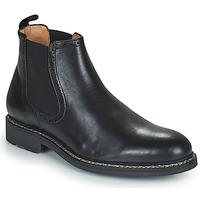 Pantofi Bărbați Ghete Pellet RAYMOND Negru