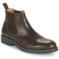 Pantofi Bărbați Ghete Pellet RAYMOND Maro