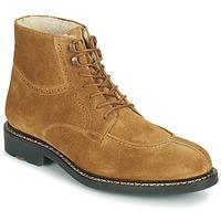 Pantofi Bărbați Ghete Pellet ROLAND Maro