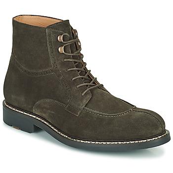 Pantofi Bărbați Ghete Pellet ROLAND Gri