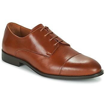 Pantofi Bărbați Pantofi Derby Pellet ARTHUR Maro