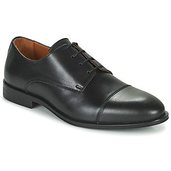 Pantofi Bărbați Pantofi Derby Pellet ARTHUR Negru