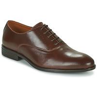 Pantofi Bărbați Pantofi Derby Pellet ACHILLE Maro