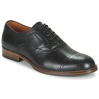 Pantofi Bărbați Pantofi Derby Pellet ABEL Negru
