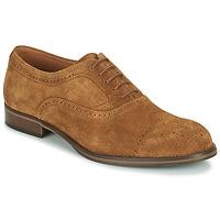 Pantofi Bărbați Pantofi Derby Pellet ABEL Maro
