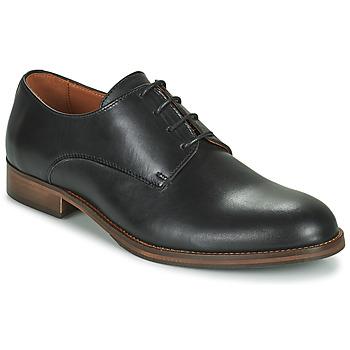 Pantofi Bărbați Pantofi Derby Pellet ADRIEN Negru