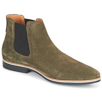 Pantofi Bărbați Ghete Pellet BILL Kaki