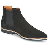 Pantofi Bărbați Ghete Pellet BILL Negru