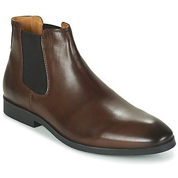 Pantofi Bărbați Ghete Pellet BILL Maro