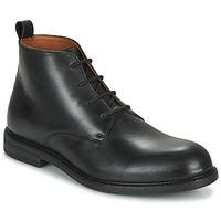 Pantofi Bărbați Ghete Pellet BAPTISTE Negru