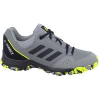 Pantofi Copii Drumetie și trekking adidas Originals Terrex Hyperhiker K Gri