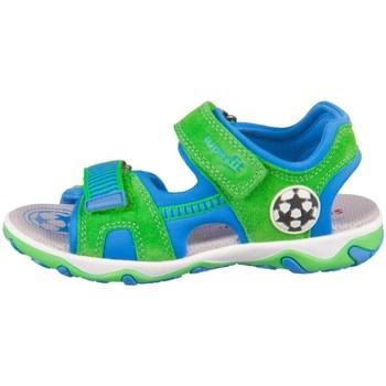 Pantofi Băieți Sandale  Superfit Mike 30 Verde, Albastre