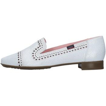 Pantofi Femei Mocasini CallagHan 98961 SILVER
