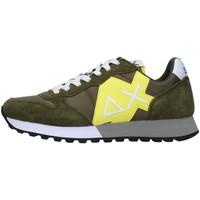 Pantofi Bărbați Pantofi sport Casual Sun68 Z31110 GREEN