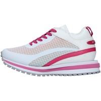 Pantofi Femei Pantofi sport Casual Apepazza S1LSD01/NYL WHITE