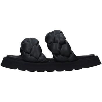 Pantofi Femei Papuci de vară Bruno Bordese BOSIRIS BLACK