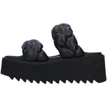 Pantofi Femei Papuci de vară Bruno Bordese BOSROSE BLACK
