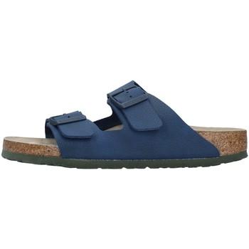 Pantofi Bărbați Papuci de vară Birkenstock 1019681 BLUE