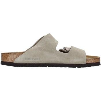 Pantofi Papuci de vară Birkenstock 951303 BEIGE