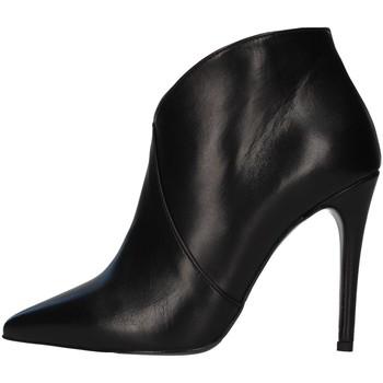 Pantofi Femei Botine Paolo Mattei 14010 BLACK