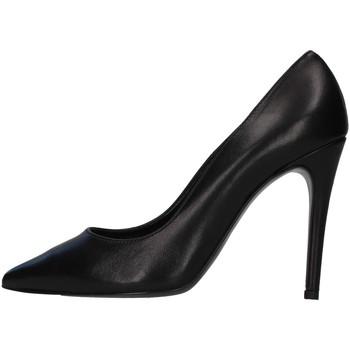 Pantofi Femei Pantofi cu toc Paolo Mattei 1400 BLACK
