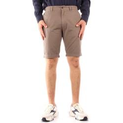 Îmbracaminte Bărbați Jeans  3/4 & 7/8 Powell CB508 WHITE