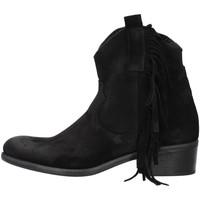 Pantofi Femei Botine Zoe VALENCIA08 BLACK