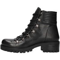 Pantofi Femei Ghete Albano 1002 BLACK